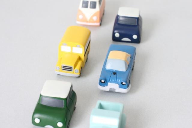 自家用8車種と自動車保険1